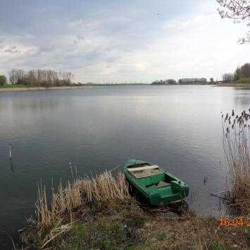 Jezioro Barlewickie w Sztumie