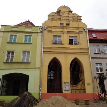 Kamienica Marysieńki w Gniewie