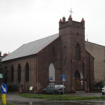 Kościół ewangelicki Świętego Krzyża w Słupsku