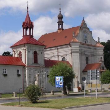 Kościół Nawiedzenia NMP w Krasnobrodzie - zdjęcie