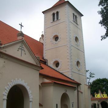 Kościół w Janowcu