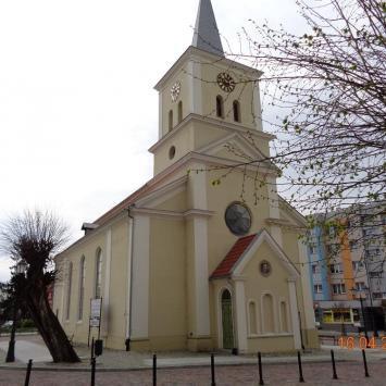 Kościół poewangelicki w Sztumie