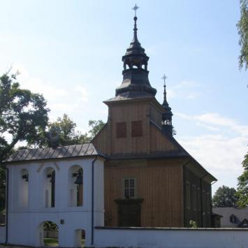 Kościół Św. Stanisława w Górecku Kościelnym
