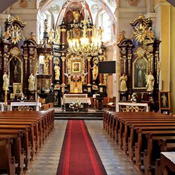 Kościół Św. Wojciecha w Książu Wielkim