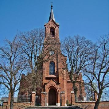 Kościół w Mstyczowie