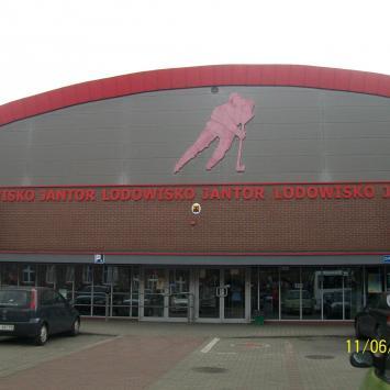 Lodowisko Jantor w Katowicach