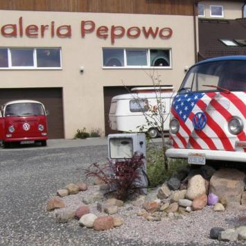 Muzeum Volkswagena w Pępowie