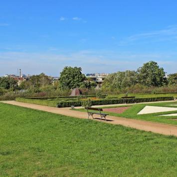 Ogród Włoski w Kielcach