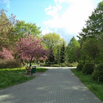 Park Kultury i Wypoczynku w Słupsku