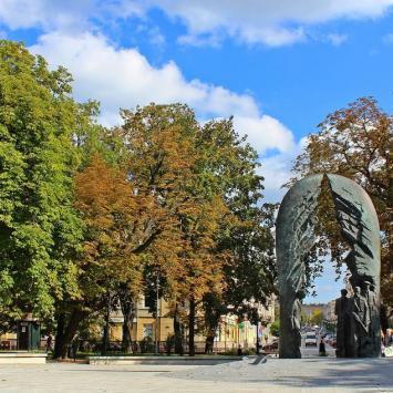 Pomnik Armii Krajowej w Kielcach