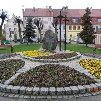 Pomnik Grunwaldzki w Gniewie