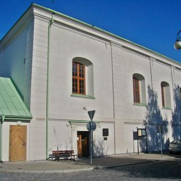 Synagoga w Chmielniku