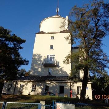 Wieża ciśnień w Ciechocinku