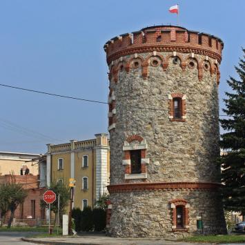 Baszta w Kazimierzy Wielkiej