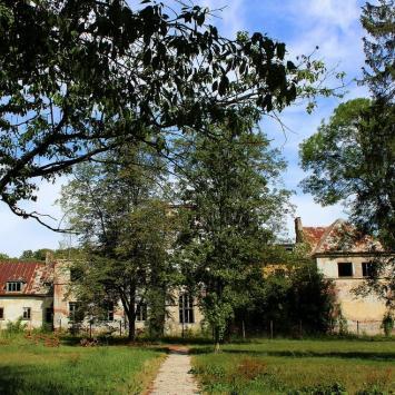 Pałac w Rożnicy