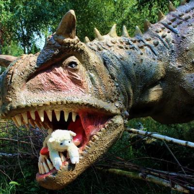 Dinopark Sielsko na Wygodzie