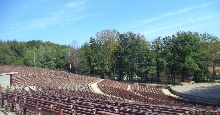 Amfiteatr w Dolinie Charlotty - zdjęcie