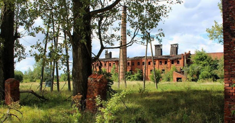 Cegielnia Janinów w Mstyczowie - zdjęcie