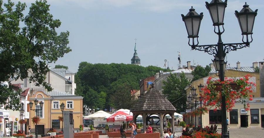 Rynek w Chełmie - zdjęcie