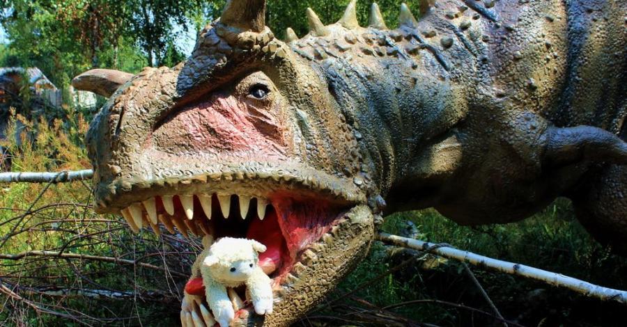 Dinopark Sielsko na Wygodzie - zdjęcie