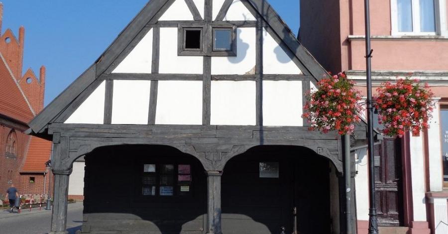 Dom Pod kapturem w Golubiu-Dobrzyniu - zdjęcie