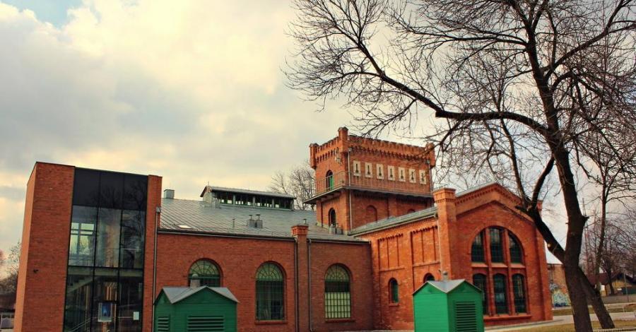 Galeria Sztuki Współczesnej Elektrownia w Czeladzi - zdjęcie
