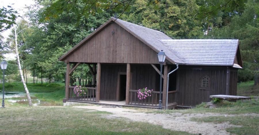 Kaplica na Wodzie w Krasnobrodzie - zdjęcie