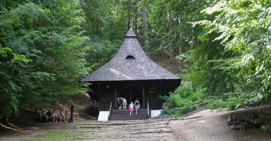 Kaplica Św. Rocha w Krasnobrodzie - zdjęcie