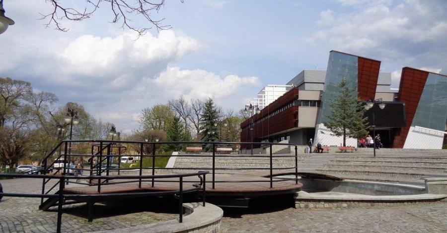 Kinoteatr w Kwidzynie - zdjęcie