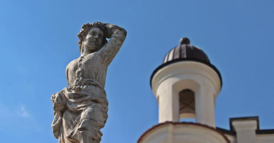 Kolumna Zośki w Szydłowcu - zdjęcie