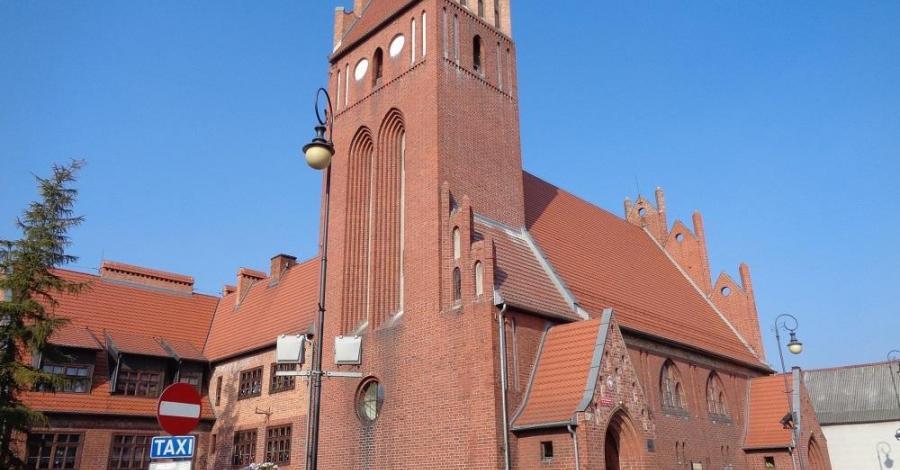 Kościół poewangelicki w Golubiu-Dobrzyniu - zdjęcie