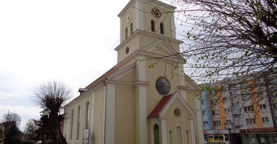 Kościół poewangelicki w Sztumie - zdjęcie