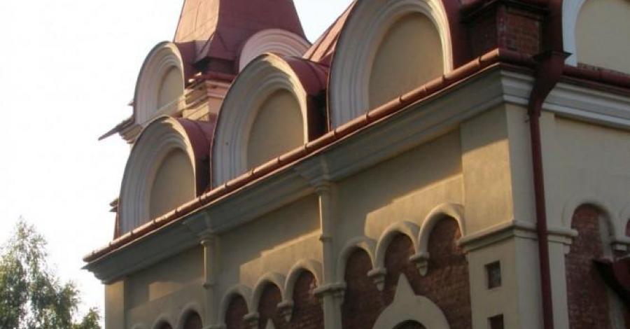 Kościół Św. Izydora w Topólczy - zdjęcie