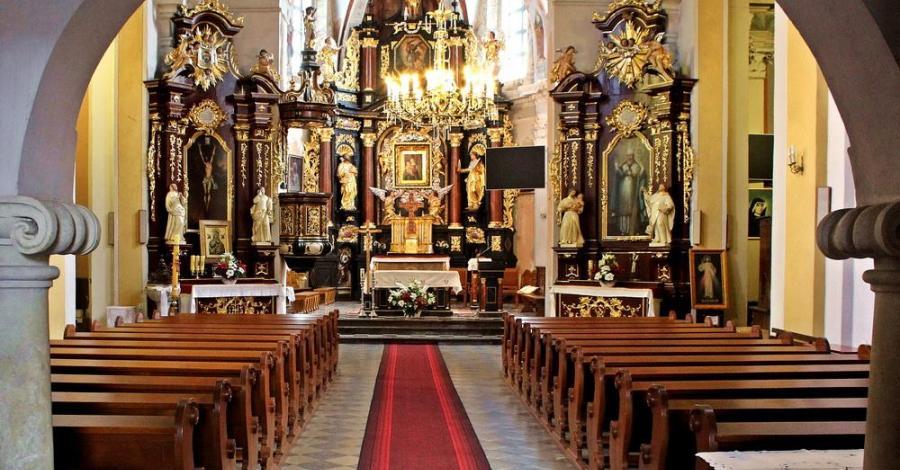 Kościół Św. Wojciecha w Książu Wielkim, 4elza