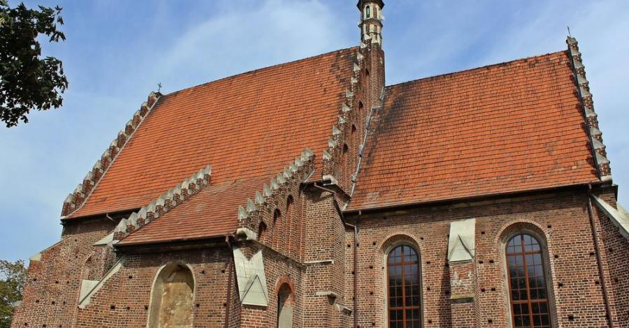 Kościół w Krzcięcicach - zdjęcie