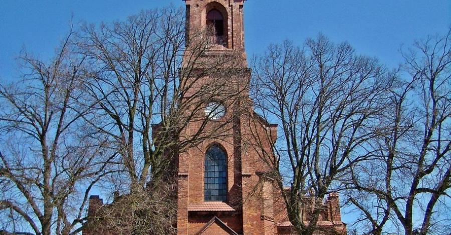 Kościół w Mstyczowie - zdjęcie