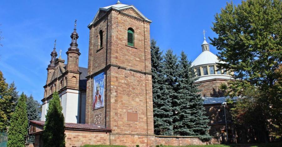 Kościół w Zachełmiu