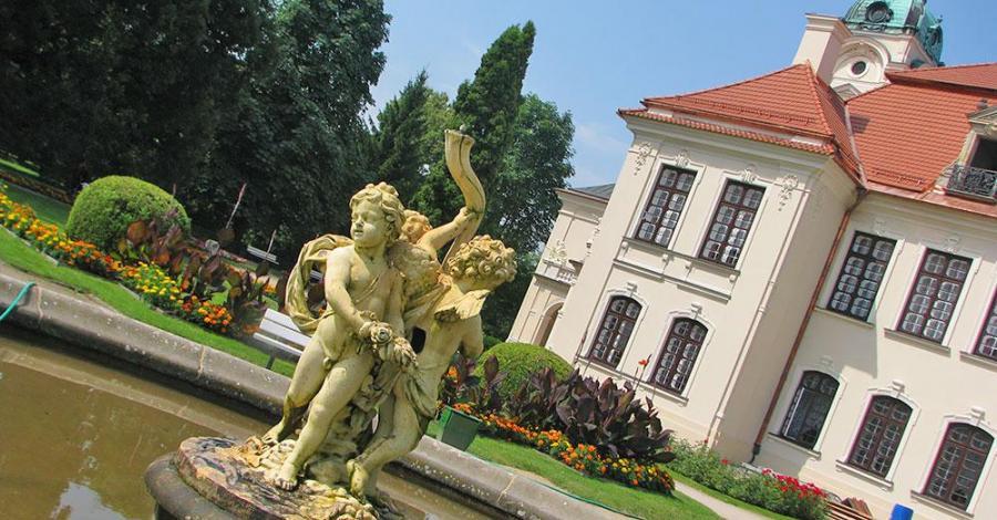 Muzeum Zamoyskich w Kozłówce - zdjęcie