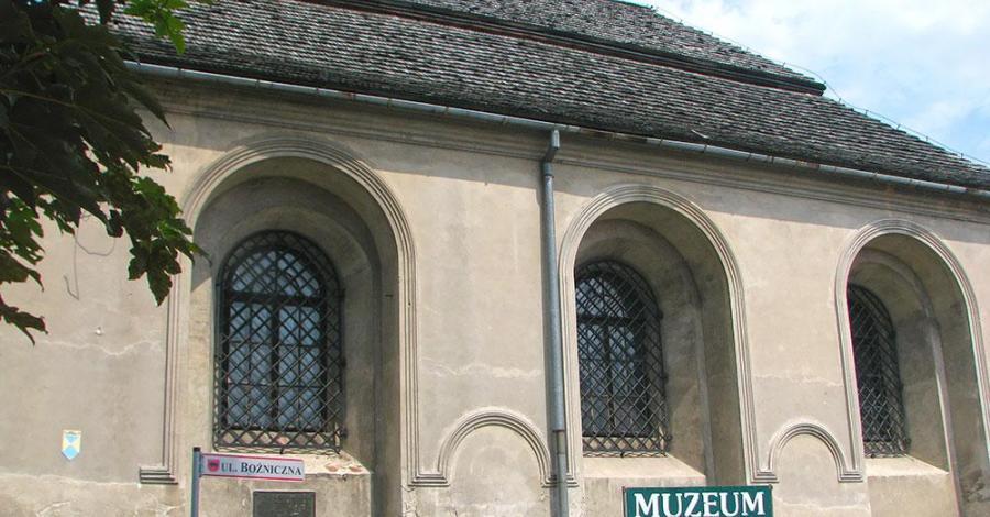 Synagoga w Łęcznej - zdjęcie