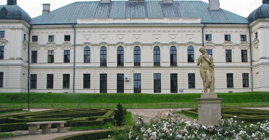 Pałac w Lubartowie - zdjęcie