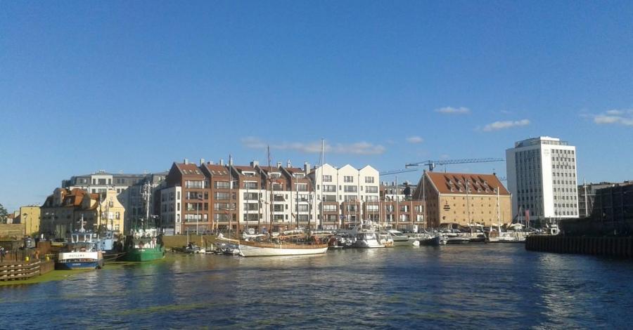 Marina w Gdańsku - zdjęcie