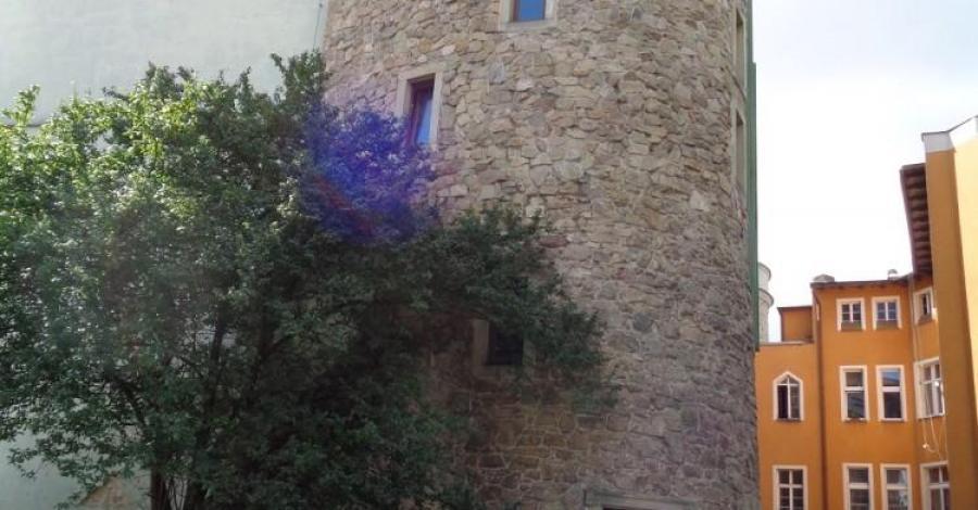 Mury obronne w Jeleniej Górze - zdjęcie
