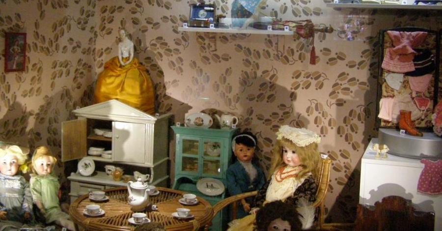 Muzeum Zabawek i Zabawy - zdjęcie