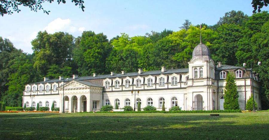 Stare Łazienki w Nałęczowie - zdjęcie