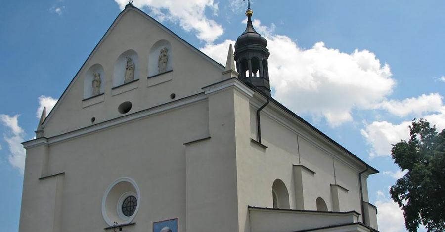Kościół Św. Wawrzyńca w Nowej Słupi - zdjęcie