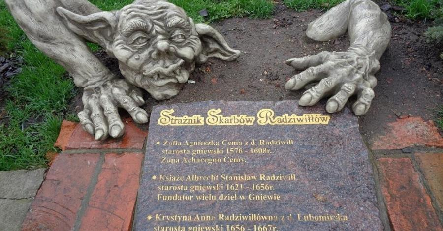 Ogród Historii w Gniewie - zdjęcie