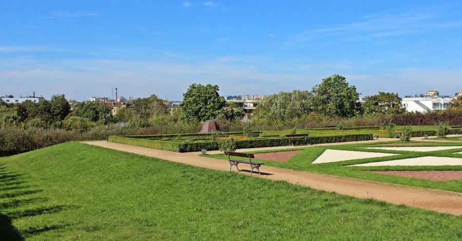 Ogród Włoski w Kielcach, 4elza