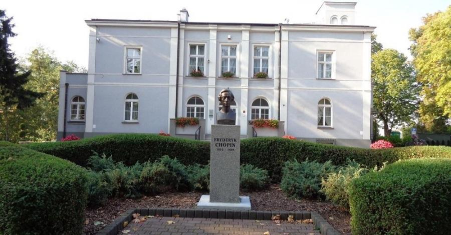 Ośrodek Chopinowski w Szafarni - zdjęcie