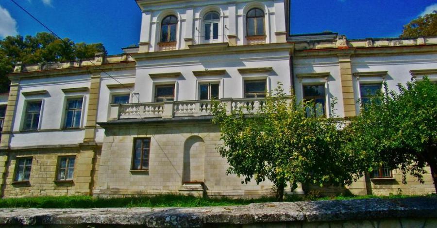 Pałac Deskurów w Sancygniowie - zdjęcie