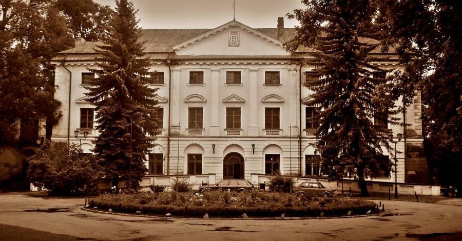 Pałac w Koniecpolu - zdjęcie